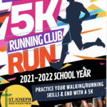 Join the Girls on the Run 5K Running Club flyer image